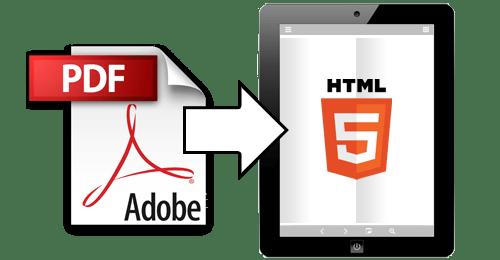 E-julkaisut hetkessä - muuta PDF-tiedostosi selattavaan HTML5 muotoon