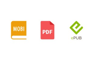 A quick overview of popular eBook formats