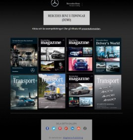 Mercedes-Benz GalleryPage